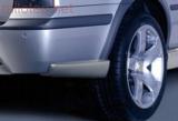 Rozšíření zadního nárazníku - stříbrné matné, Octavia I. Combi Facelift, 2000-2005