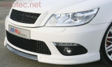 Spoiler pro přední nárazník, Škoda Octavia II. RS Facelift Lim./Combi 2008-2012