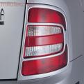 Kryty zadních světel - černé, Fabia I. Combi/Sedan 2000-2004