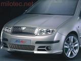Lišty předního nárazníku, Fabia I. Facelift Lim./Combi/Sedan 2004-2007