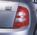 Lišty zadních světel, Fabia I. Limousine 2000-2007