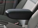 Loketní opěrka - černý semiš, Fabia I. Lim./Combi/Sedan/RS 2000-2007