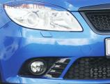 Překryty předního nárazníku, Fabia II. RS Facelift od r.v. 2010