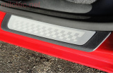 Zadní ochranné kryty prahů, Fabia II. RS Facelift od r.v. 2010