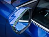 Design lišta zpětných zrcátek - zelená,Škoda Citigo 2012 –›