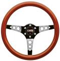 Volant OMP Mugello 350mm - dřevo/chrom