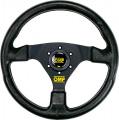 Volant OMP Racing GP 330mm - černý/černý