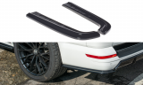 Boční spoilery pod zadní nárazník Volkswagen T6 2015-2006