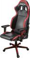 Kancelářská židle Sparco Icon - černá/červená