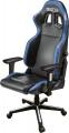Kancelářská židle Sparco Icon - černá/modrá