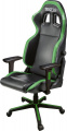 Kancelářská židle Sparco Icon - černá/zelená