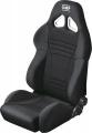 Sportovní sedačka OMP Strada - černá