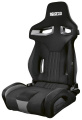 Sportovní sedačka Sparco R333 - černá/šedá