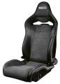 Sportovní sedačka Sparco SPR - černá
