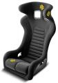 Závodní sedačka Momo Daytona XL - černá