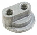 "Relokační adaptér k olej. filtru Mocal - vývody 1/2""-BSP"