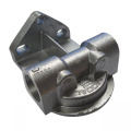Externí relokační držák olejového filtru Mocal - 1x vývod M22 x 1.5 na každé straně