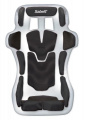 Polstrování sedačky Sabelt GT-PAD (Sabelt PAD Kit-System) - černé - vel. M/L/XL