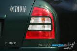 Rámeček zadních světel - pro lak, Škoda Octavia 2001