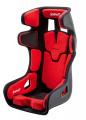 Závodní sedačka Sabelt GT-PAD - černá/červená
