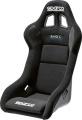 Závodní sedačka Sparco Evo L QRT - černá