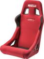 Závodní sedačka Sparco Sprint L - červená