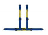Bezpečnostní pás Sabelt Clubman 4-bodový modrý - očko