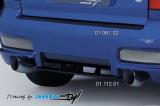 Křídlo pod nárazník - černý desén (Škoda Felicia Facelift od r.v. 98)
