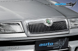 Lišta masky - chrom (Škoda Felicia Facelift od r.v. 98)