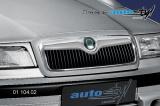 Lišta masky - pro lak (Škoda Felicia Facelift od r.v. 98)