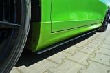 Nástavce prahů VW SCIROCCO R 2009 - 2013
