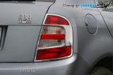 Rámeček zadních světel - chrom r.v. do 8/2004 (Škoda Fabia)
