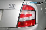 Rámeček zadních světel - chrom r.v. od 9/2004 (Škoda Fabia