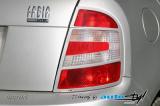 Rámeček zadních světel - pro lak r.v. od 9/2004 (Škoda Fabia)