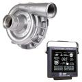 Elektrická vodní pumpa / čerpadlo s kontrolním panelem Davies Craig 12V - 115l/m (10A)