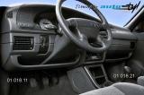 Odkládací schránka levá - černý hladký (Škoda Felicia Facelift od r.v. 98)