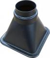 Přívod vzduchu Sandtler - průměr 63/76mm