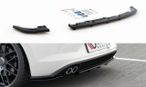 Středový spoiler pod zadní nárazník VW Polo GTI Mk6 2017-
