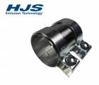 Výfuková spojka HJS - délka 70mm - průměr 50mm