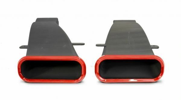 Vzduchový násos Velossa Tech Big Mouth pro Ford Fiesta Mk8 ST (18-)