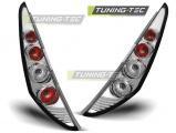 Zadní světla Fiat punto 2 10-99-06-03 3D chrom