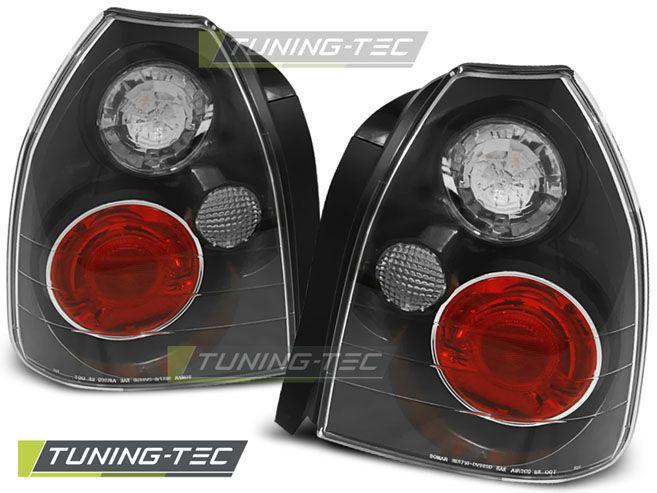 Zadní světla Honda Civic 09-95-02-01 3D černá TUNINGTEC