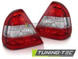 Zadní světla Mercedes W202 C-CLASS 06-93-06-00 červená bílá