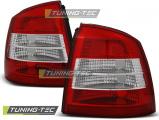 Zadní světla Opel  Astra G 09-97-02-04 3D / 5D červená bílá