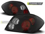 Zadní světla Peugeot 307 04-01-07 černá