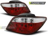 Zadní světla Peugeot 307 04-01-07 červená bílá