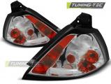 Zadní světla Renault Megane II 11-02-12-05 chrom
