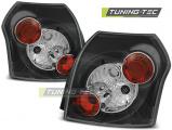 Zadní světla Toyota Corolla 12-01-07 černá