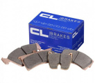 Brzdové destičky CL Brakes RC6-E - 4114T16RC6E