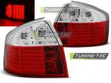 Zadní led světla Audi A4 10-00-10-04 led červená bílá